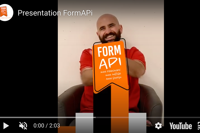 Présentation FormApi