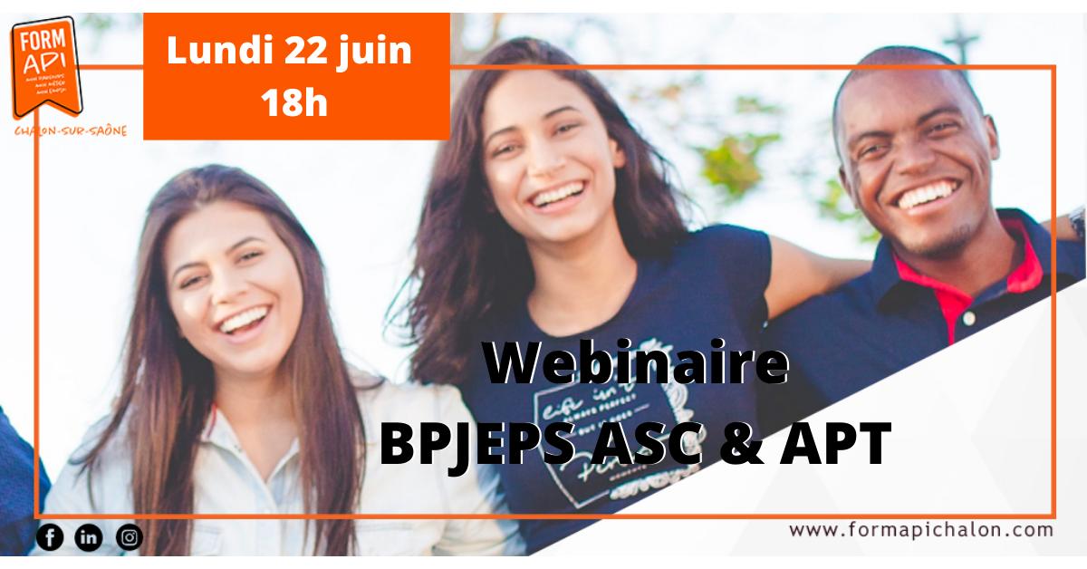 Webinar BPJEPS